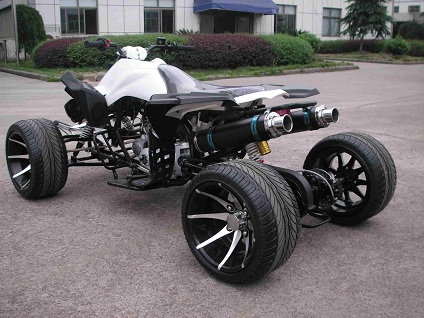 R12 125cc Atv Semi Auto 3 Speed With Reverse