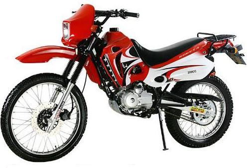 200cc Enduro Dirt Bike Street Legal