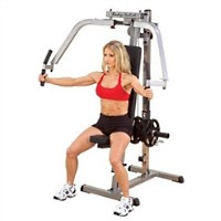 Body Solid Plate Loaded Pec Machine