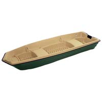 Brand New 12' Lightweight Polyethylene Fishing & Hunting Boat
