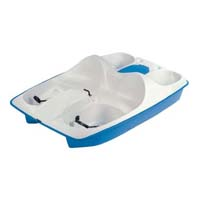 Brand New 8 ft 5 Person Polyethylene Paddle Boat