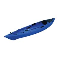 12 ft Polyethylene Sit-On Kayak w/ Portable Accessory CarrierSit-On Kayak w/ Portable Accessory Carrier