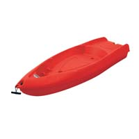 6 ft Polyethylene Kids Sit-On Kayak