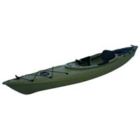 12 ft Polyethylene Sit-In Fishing Kayak