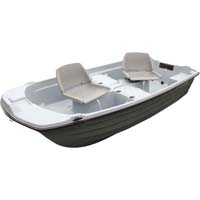 Brand New 9' Polyethylene Professional Fishing Boat