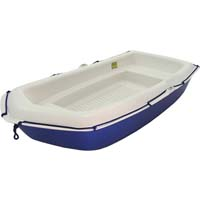 Brand New 7' Lightweight Polyethylene Dinghy Water Tender Row Boat