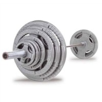 300 Lb. Steel Grip Olympic Set
