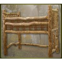 Brand New Rustic Furniture Log Loft Bed