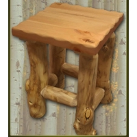 Brand New Rustic Furniture Aspen Leg Nightstand