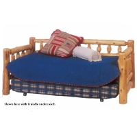 Brand New Rustic Furniture Rustic Log Day Bed