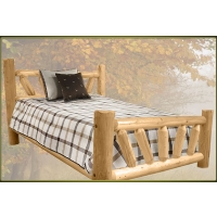 Brand New GoodTimber Rustic Furniture Low Profile Bed