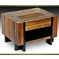 Brand New Rustic Furniture Barn Wood One Drawer Nightstand