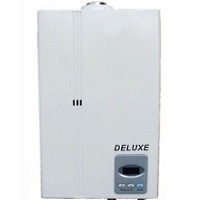 Deluxe Gas Indoor Tankless Water Heater - 1-2 Bathrooms