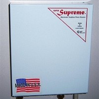 "Tankless Water Heater ""Super Nitro"" - Whole House + 2 - 3 Bathrooms"