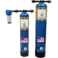 Complete 3-5 Year Whole House Water Filtration System + Fluoride Removal