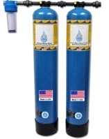 Complete 7-10 Year Whole House Water Filtration System + Fluoride Removal