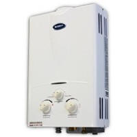 Marey Power Gas 10L Tankless Water Heater - Small House + 1-2 Bathrooms