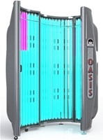 Oasis 36 Tanning Booth with 70% More Tanning Power