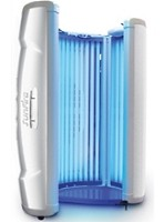 Wolff SunFire 42C Stand Up Commercial Tanning Bed