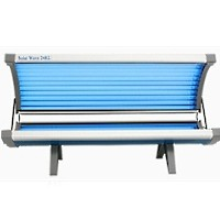 Solar Wave 24 Lamp Home Tanning Bed