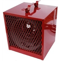 Electric Garage Shop Heater 13000 BTU Fan Forced