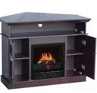 High Quality Flametec Corner Electric Fireplace