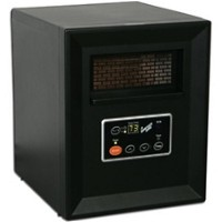 High Quality 1000 Watt Infrared Quartz Heater - Heats 1000 Sq. Feet