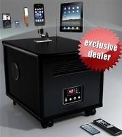 1500 Watt Infrared Audio Heater