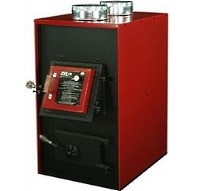 High Quality Medium Wood Furnace Warms Up To 2,400 Sq. Ft.