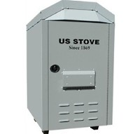 High Quality Outdoor Wood/Coal Furnace Warms Up To 3,000 Sq. Ft.