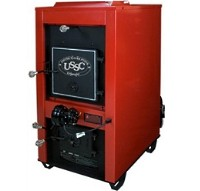 High Quality Large Wood/Coal Furnace Warms Up To 3,000 Sq. Ft.