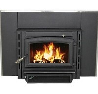 High Quality Mid Size Wood Insert 2200i Fireplace Warms Up To 2,000 Sq. Ft.