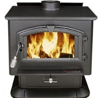 High Quality X-Large Wood Stove 3000 Warms Up To 3,000 Sq. Ft.