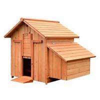 Deluxe Chicken Coop Hen House