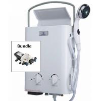 Eccotemp L5 Water Heater & Flojet Pump Tankless Water Heater Bundle