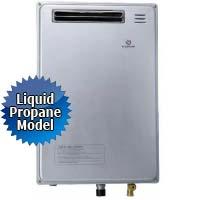 Brand New 40H-LP Outdoor Liquid Propane Tankless Water Heater