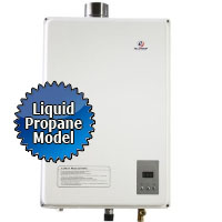Brand New 40HI-LP Liquid Propane Tankless Water Heater