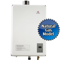 Brand New 40HI-NG Natural Gas Tankless Water Heater