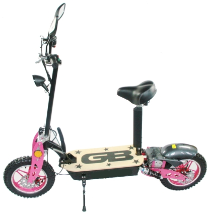 Brand New Stand Up Sit Down 1000 Watt Electric Scooter