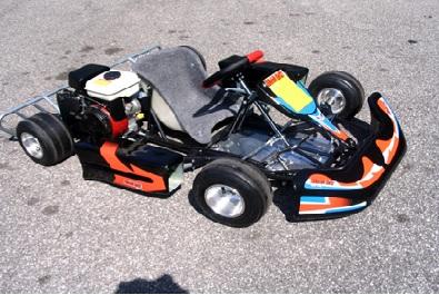 84cc Kids Road Rat Racer XK