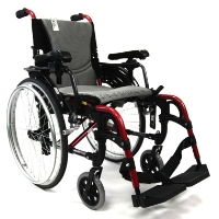 Brand New High Quality Karman S-ERGO 305 – 29 lbs Ultralight Adjustable Height Ergonomic Wheelchair