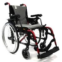 Brand New High Quality Karman S-ERGO 305 – 29 lbs Ultralight Adjustable Height Ergonomic Wheelchair