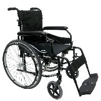 Brand New High Quality Karman KM-802F – 30 lbs Lightweight Aluminum Wheelchair