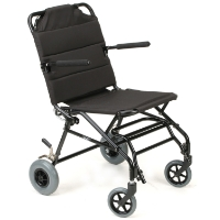 Brand New High Quality Karman KM-TV10B – 18 lbs Companion Travel Wheelchair