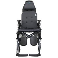 "Brand New High Quality Karman 20"" MVP-502-MS – 36 lbs Manual Reclining Wheelchair"