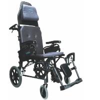 Brand New High Quality Karman MVP-502-TP – 34 lbs V-Seat Reclining Wheelchair