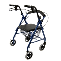 Brand New High Quality Karman 11 lbs Teeny Low Seat Rollator