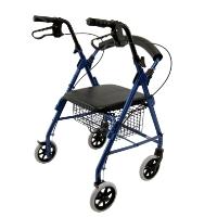 Brand New High Quality Karman 11 lbs Teeny Low Seat Rollator
