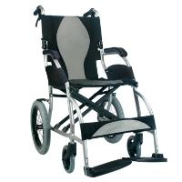 Brand New High Quality Karman 18 lbs Ultralight Transport Wheelchair