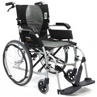 Brand New High Quality Karman ERGO FLIGHT – Ultra Lightweight Ergonomic Wheelchair with Quick Release Wheels